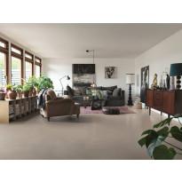 Vinyyli Pergo Tile Premium Click, 4V, Soft Concrete, 1300x320x4,5mm, greige