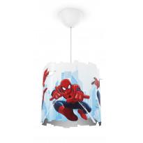 Riippuvalaisin Hämähäkkimies, monivärinen, 1x23W