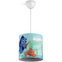 Riippuvalaisin Disney Doria etsimässä, sininen