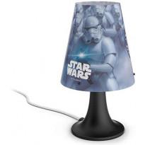 LED-pöytävalaisin Disney Star Wars Stormtrooper, musta