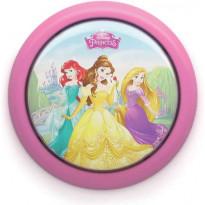 LED-yövalaisin Disney Prinsessat, vaaleanpunainen