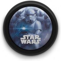 LED-yövalaisin Disney Star Wars, musta