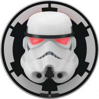 3D-seinävalaisin Disney Star Wars Stormtrooper, valkoinen