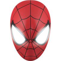 3D-seinävalaisin Disney Spider-Man, punainen