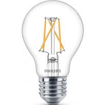 LED-lamppu Philips WarmGlow, E27, 5,5W, kirkas
