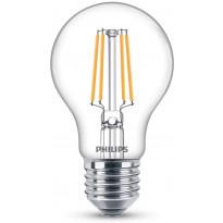 LED-polttimo Philips, 4.3W, 2700K, E27, 3kpl