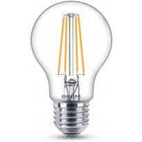 LED-polttimo Philips, 7W, 2700K, E27, 3kpl
