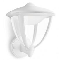 LED-ulkoseinävalaisin Philips myGarden, Robin, 174x200x240mm, valkoinen
