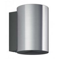 LED-ulkoseinävalaisin Philips myGarden, Buxus, 101x125.5x140mm, 2-osainen, teräs