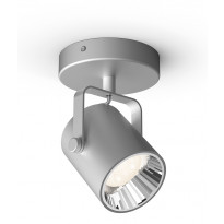 LED-spottivalaisin Philips Byre single spothopea 1x4.3W SELV