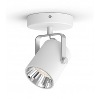 LED-spottivalaisin Philips Byre single spot valkoinen 1x4.3W SELV