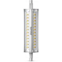 LED-lamppu Philips, 14W (100W), R7s, 118mm, 3000K
