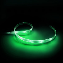 LED-valonauha jatkopala Philips Hue, LightStrips+ 1 m