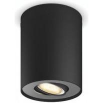 LED-spottivalaisin Philips Hue BT Pillar, 5.5W, musta