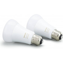 LED-lamppusetti Philips Hue, white ambiance bulb E27, 2kpl