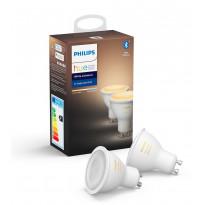 LED-älylamppu Philips Hue WA, 6W, GU10, 2kpl/pkt