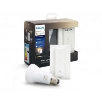 Älyvalaistuspakkaus Philips Hue WA, älylamppu (E27, 8.5W) + himmennin