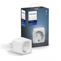 Älypistorasia Philips Hue Smart Plug, 51x51x84mm, valkoinen