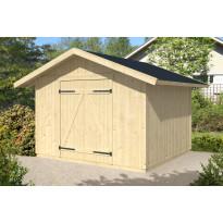 Varasto Polhus Smögen, 9,7 m², 3920x2840x2700 mm, 16 mm