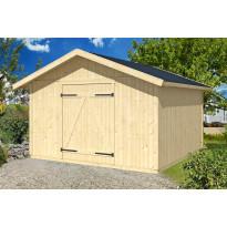 Varasto Polhus Grinda, 13,8 m², 3790x2840x3920 mm, 16mm