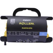 Rolleri Piippo heijastava PP-multifilamentti, 4mm x 30m
