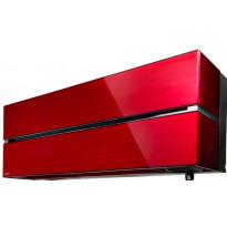 Ilmalämpöpumppu Mitsubishi Electric LN25 HERO 2.0, sisäyksikkö, punainen