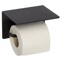 WC-paperiteline Pisla Cozmic musta