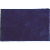 Kylpyhuonematto Pisla Sealskin Angora, 60x90cm, sininen