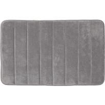 Kylpyhuonematto Pisla Sealskin Comfort, 60x90cm, harmaa