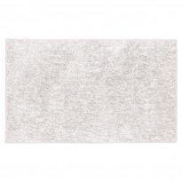 Kylpyhuonematto Pisla Sealskin Speckles, 50x80cm, harmaa