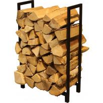 Puuteline Pisla HTT, 820x510x230mm, musta, teräs, ulko- ja sisäkäyttöön