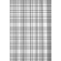 Suihkuverho Duschy Checked, 180x200cm