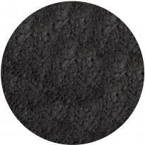 Kylpyhuonematto Duschy Brisbane, Ø90cm, musta