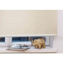 Rullaverho Pisla, luonnonvalkoinen, 70-200x170cm, eri kokovaihtoehtoja
