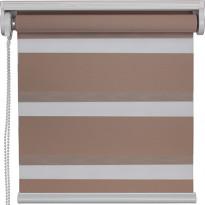 Rullaverho Day&Night Presto, pimentävä, beige 70-180x160cm, eri kokovaihtoehtoja