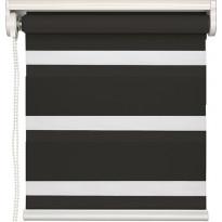 Rullaverho Day&Night Presto, pimentävä,musta, 70-180x160cm, eri kokovaihtoehtoja