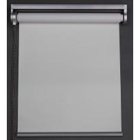 Rullaverho Ellen, valkoinen/hopea, 70-200x170cm