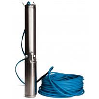 Porakaivopumppu kaapelilla Pumppulohja Uppo-Pyke Lohja PM 18-12SUM 1-V 2W 40 m