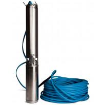 Porakaivopumppu kaapelilla Pumppulohja Uppo-Pyke Lohja PM 18-24SUM 3-V 80 m