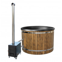 Kylpytynnyri PW-Spa Basic, 4-6 hlöä, 1400l, 25kW, eri värejä