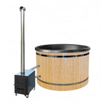 Kylpytynnyri PW-Spa Basic Tee-se-itse, 4-6 hlöä, 1400l, 25kW, eri värejä