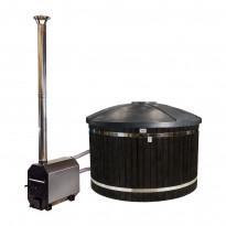 Kylpytynnyri PW-Spa Classic Tee-se-itse, 6-8 hlöä, 1600l, 30kW, eri värejä
