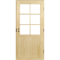 Loma-asunnon ovi Wicco  9x21/12, oikea