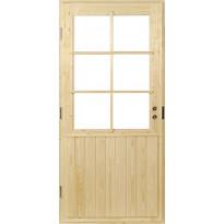 Loma-asunnon ovi Wicco  9x21/12, vasen
