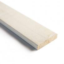Aitalauta US Wood, kuusi, HSP, ST, pohjamaalattu 4 siv, 20x120 mm