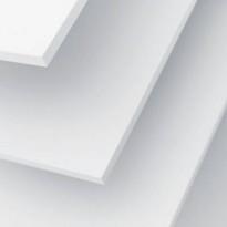 Kalustelevy Koskisen KoskiMel P5, sileä, 16x1830x2750mm, valkoinen