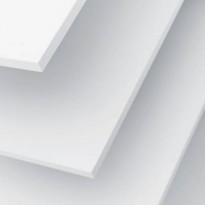Kalustelevy Koskisen KoskiMel P2, sileä, 12x1830x2750mm, valkoinen