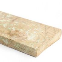 Kestopuu Prima sahattu, 19x100mm, C, vihreä