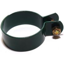 Kiristimen kiinnityspanta AB Polar, pyöreään aitatolppaan, Ø 38mm, vihreä