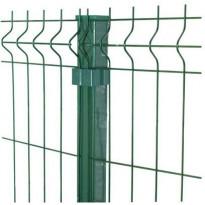 Aitaelementti 1530x2500 mm, lankavahvuus 3,2mm, vihreä ta harmaa